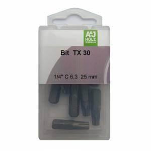 Bits A&J TX 30, 25 mm
