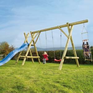 Kinderspielanlage Stabil