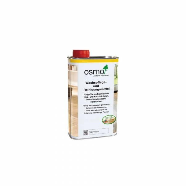 OSMO Wachspflege- und Reinigungsmittel Weiß transparent