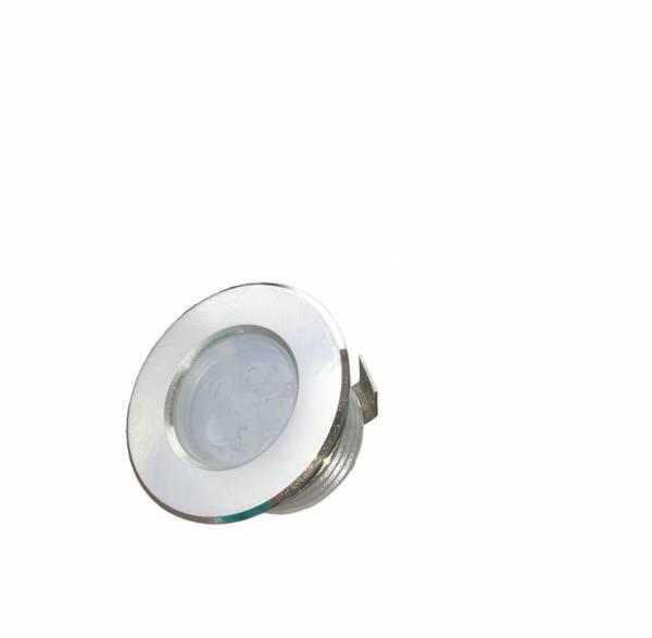 LED Einbauleuchte einzelnd, 0,4 W
