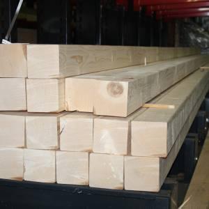 Nord. Konstruktionsvollholz 6 x 8 cm, 500 cm