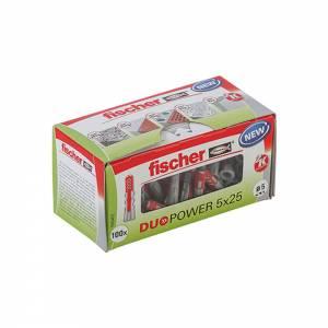 Fischer DUOPOWER 5 x 25 mm LD