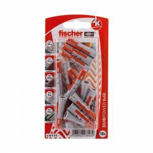 Fischer DUOPOWER 8 x 40 mm K