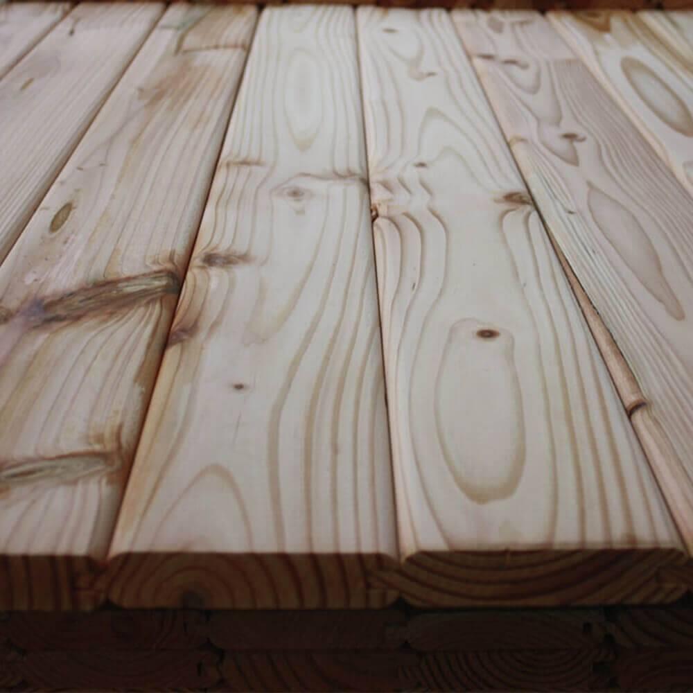 Profilbretter Nut- und Feder Kunststoff weiß 10 Stück 10 cm x 300 cm