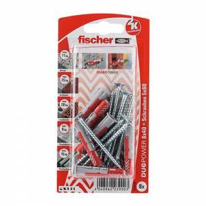 Fischer DUOPOWER 10 x 50 mm S K