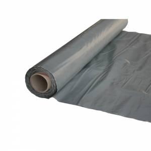PE-Baufolie grau 0,2 mm