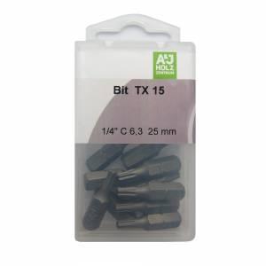Bits A&J TX 15, 25 mm