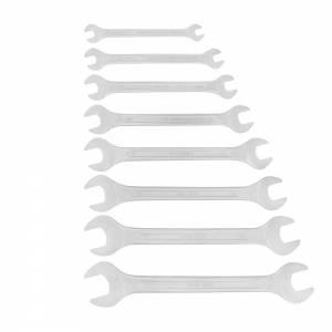 Gabel Schlüsselsatz 8 teilig