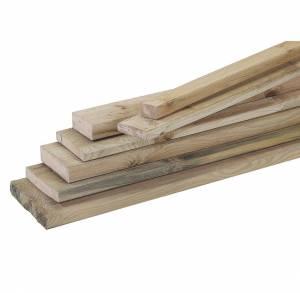 Konstruktionsholz 34 x 145 mm, Nadelholz kesseldruckimprägniert