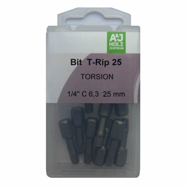 Bits A&J TX 25, 25 mm Torsion