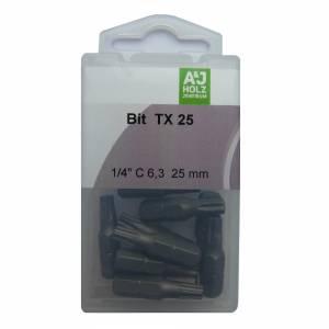 Bits A&J TX 25, 25 mm