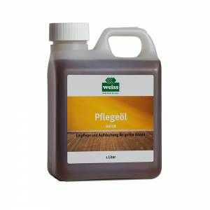 WEISS Pflegeöl für Massivholzdielen