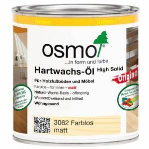 OSMO Hartwachs-Öl 3062 - Farblos matt