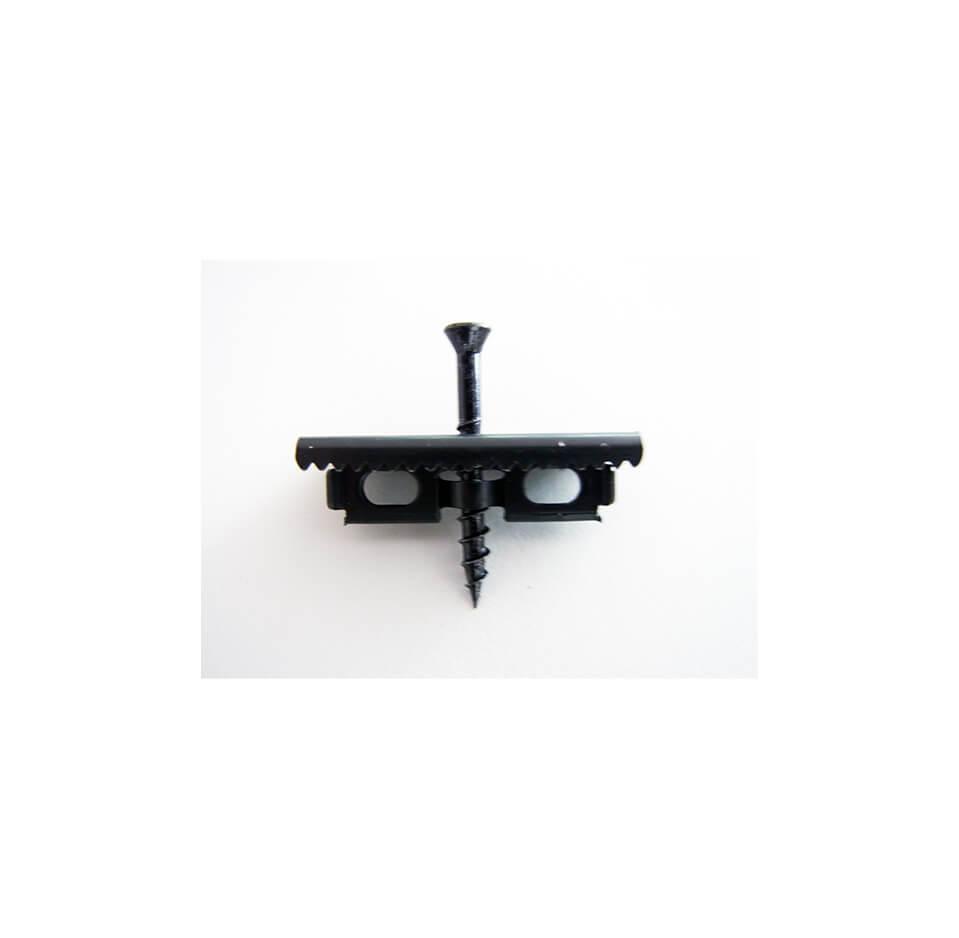 clips inkl schrauben und bit a j holzzentrum online shop. Black Bedroom Furniture Sets. Home Design Ideas