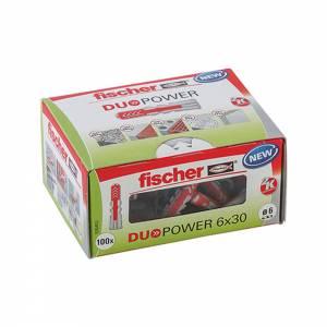 Fischer DUOPOWER 6 x 30 mm LD