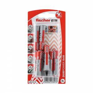 Fischer DUOPOWER 10 x 50 mm K