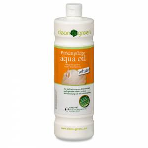 HARO Clean+Green Aqua Oil white 1000 ml