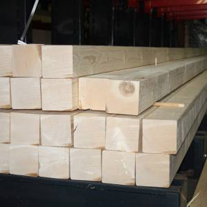 Nord. Konstruktionsvollholz 6 x 20 cm, 900 cm