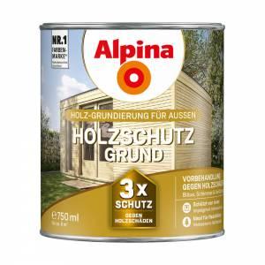 Alpina Holzschutz-Grund