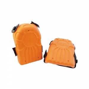 Knieschoner Orange Größe S - XL