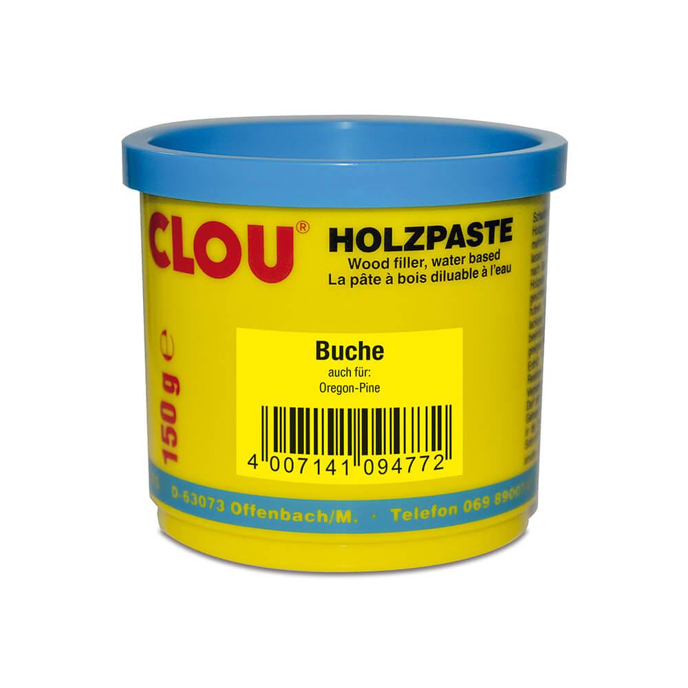 clou holzpaste (holzkitt) 150 g   a&j holzzentrum online-shop