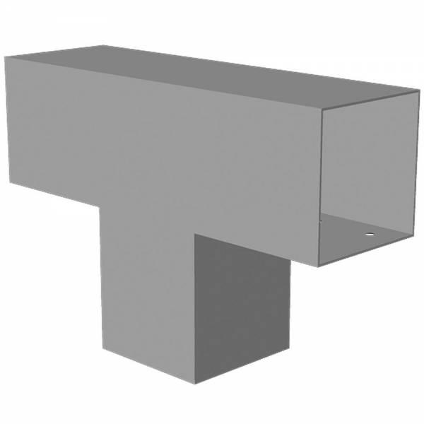 """Pergola-System """"Cubic"""" Verlängerungsbeschlag"""