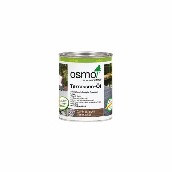 OSMO Terrassen - Öl Mooreiche