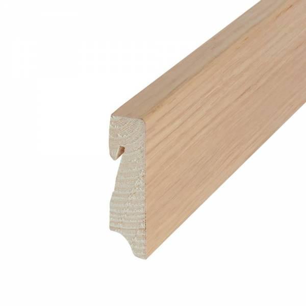 Sockelleiste Um Eiche Furniert 240 Cm Aj Holzzentrum Online Shop