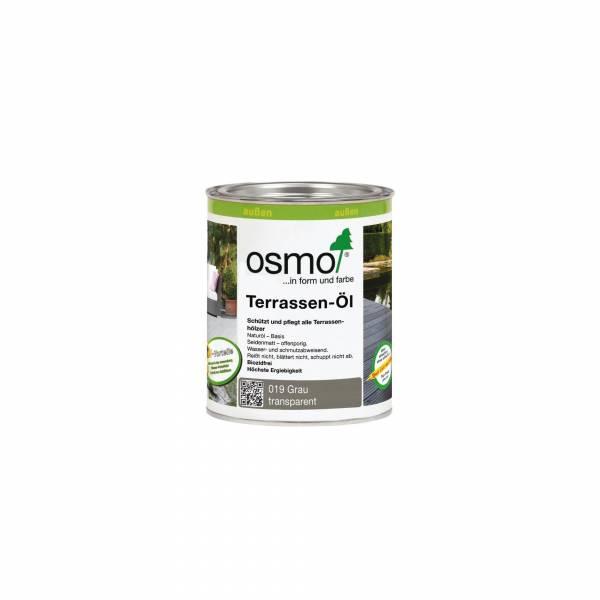 OSMO Terrassen-Öl grau