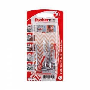 Fischer DUOPOWER 8 x 40 mm WH K