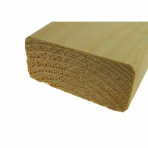 Saunaleiste, Fichte Oberfläche roh, 28 x 58 mm / 240 cm