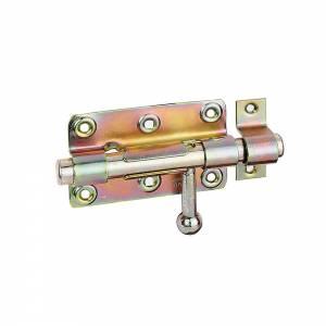 Bolzen-Schließriegel mit Montage Schlaufe