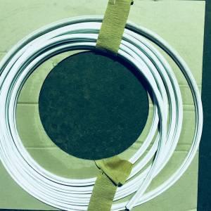 Garant Zargendichtung weiß 5,50 m