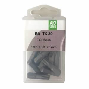 Bits A&J TX 30, 25 mm Torsion