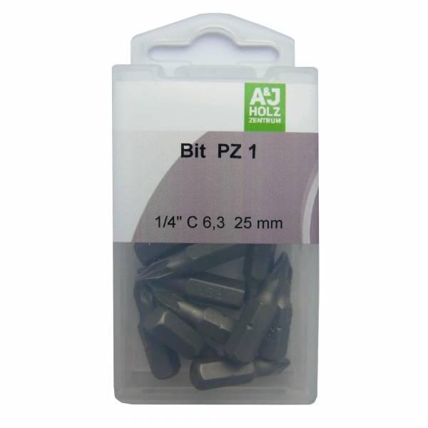 Bits A&J PZ 1, 25 mm