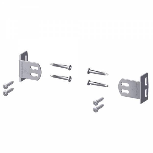 Elementhalter für WPC-Zaun