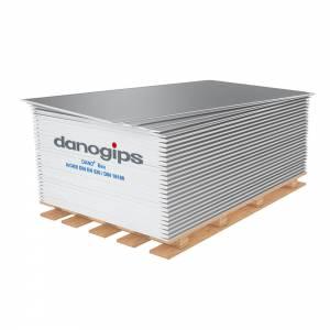 Dano-Gipskarton-Bauplatte 12,5 mm