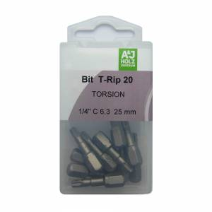 Bits A&J TX 20, 25 mm Torsion