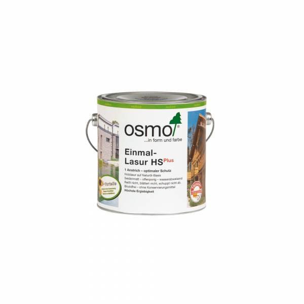 OSMO Einmal-Lasur HS Plus 2,5 Liter