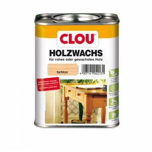 CLOU Holz-Wachs farblos 750 ml