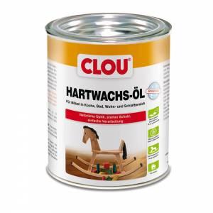 CLOU Hartwachsöl 650 ml