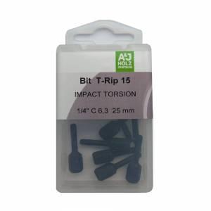 Bits A&J TX 15, 25 mm Torsion