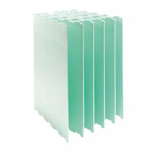 Probase Polystyrol fold Hartschaum 5 mm, Aqua Stop