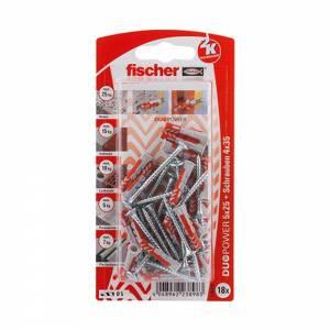 Fischer DUOPOWER 5 x 25 mm S K