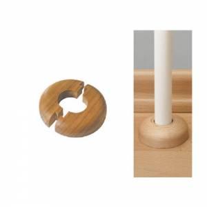 Haro-Heizkörperrosetten Massivholz