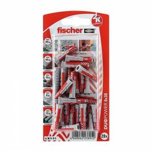 Fischer DUOPOWER 6 x 30 mm K