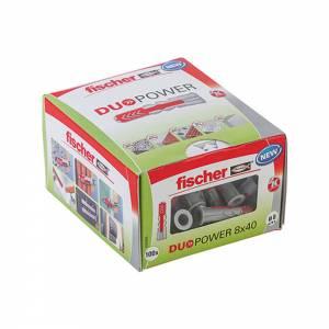 Fischer DUOPOWER 8 x 40 mm LD