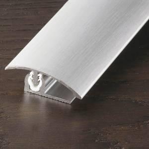 PROVARIO Clip Uni Anpassungsprofil 100cm, 2-18 mm