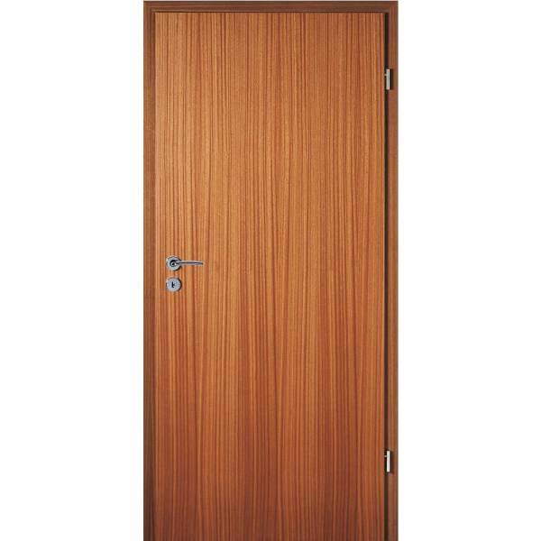 Top Tür, Mahagoni-Furniert, eckig, Röhrenspan, 198,5 cm MR45