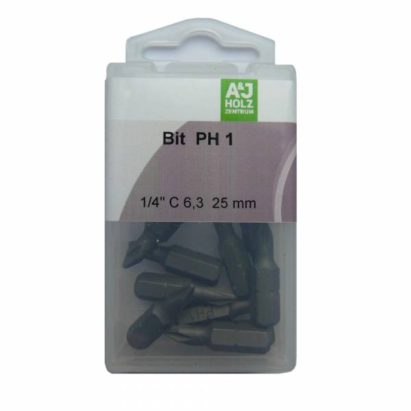 Bits A&J PH 1, 25 mm